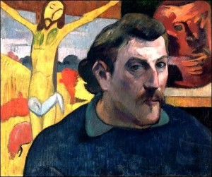 Gauguin, Yellow Christ
